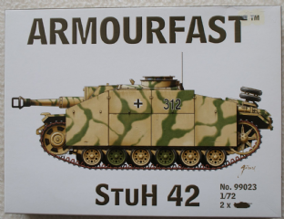 Armourfast 20mm 99023 StuH 42